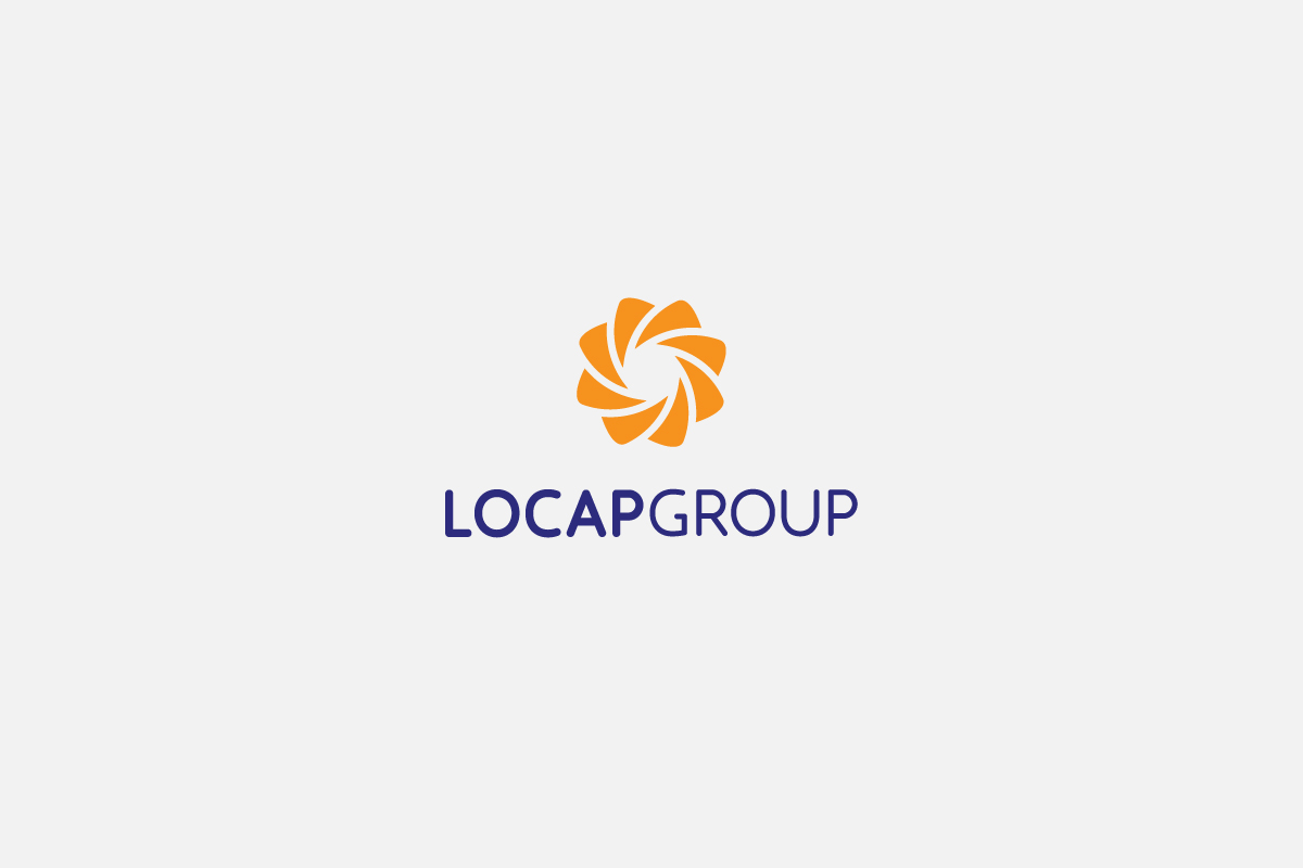 Rok Jurman Design for Locap Group (Portorož and Piran) - logo positive
