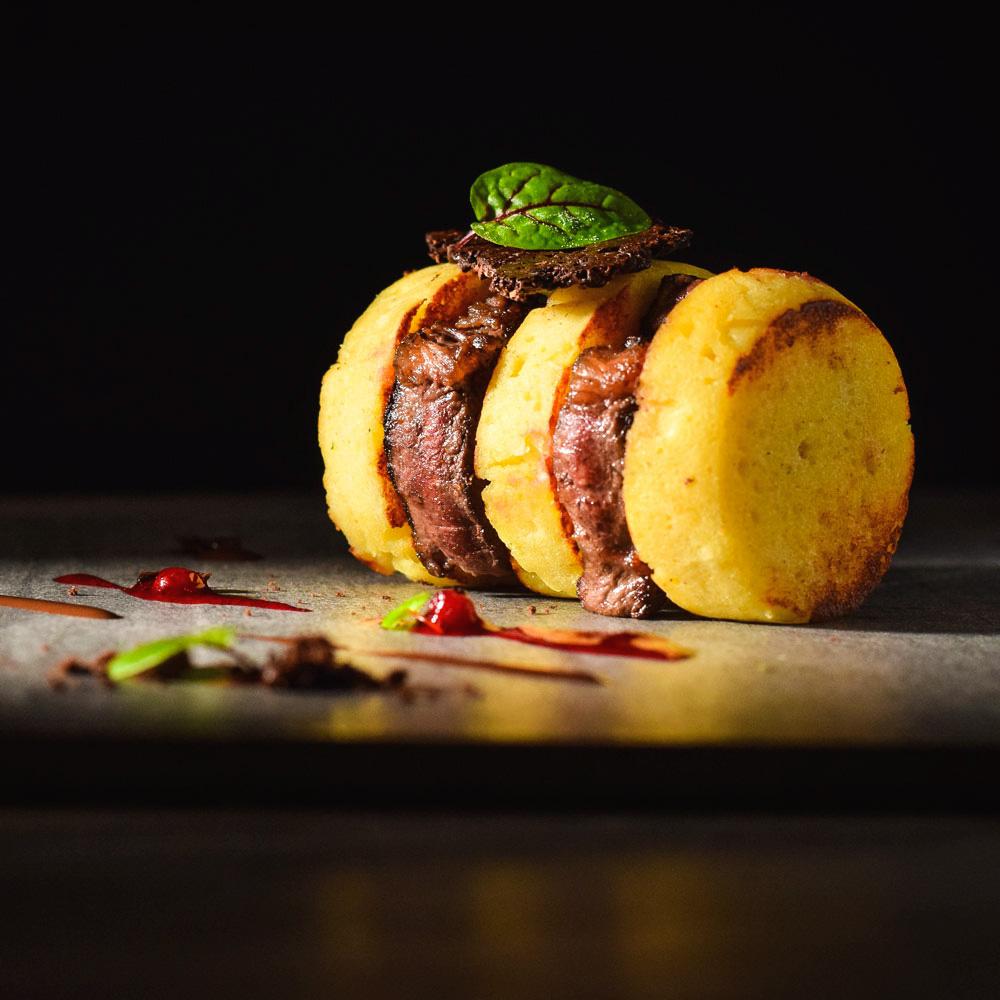 Rok Jurman Design for Restaurant Capra (Koper)